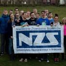 Wyjazd integracyjny Sekcji NZS UEK